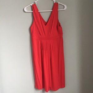 Ann Taylor Loft Red Dress. (Unworn)
